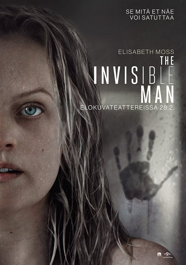 The Invisible Man -elokuvan juliste